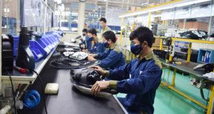 Tuyển 25 nam làm sản xuất linh kiện ô tô tại Đài nam