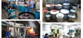 Tuyển 12 nam sản xuất kim loại nhẹ tại Đài nam