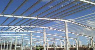 Đơn hàng lắp ráp mái nhà