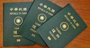 gia hạn hộ chiếu tại đài loan