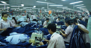 Đơn hàng nam sản xuất tại NM Bách Âm Đài Bắc