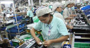 Nhà máy Nghiên Đằng tuyển 12 nữ làm bản mạch điện tử