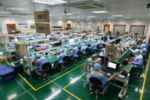 Tuyển 250 nữ và 100 nam làm điện tử tại NM Nam Á