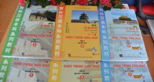 Giáo trình tiếng Trung cho người đi xkld Đài Loan