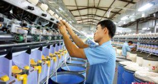 Tuyển 30 nam 30 nữ sản xuất vải may mặc tại Tân Trúc