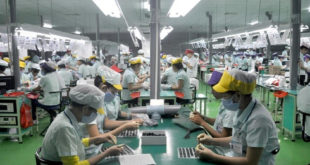 nữ Lắp ráp linh kiện điện tử tại NM Thần Chuẩn