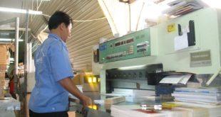 Tuyển 02 nam làm in ấn, giấy tại NM Văn Tấn, Đài Trung