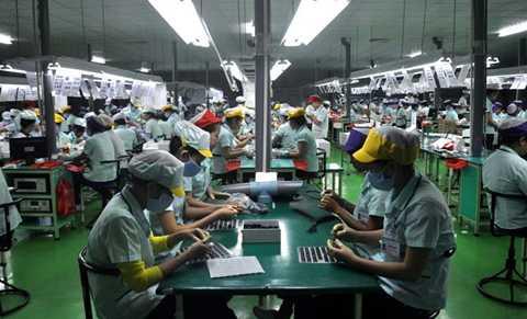 Tuyển 06 nữ làm điện tử tại NM Chấn Thuận Phong, Đào Viên