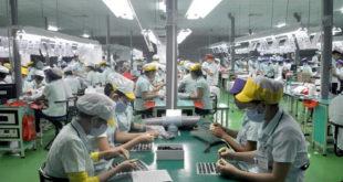 Tuyển 11 nữ làm điện tử tại NM Nam Tử, Cao Hùng