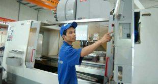 Tuyển 02 nam làm thao tác máy, đóng gói tại NM Thái Long