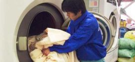 Tuyển 12 nam làm giặt là tại Hoàng Kỹ Đài Bắc
